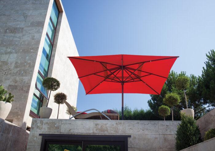 Foto gallery ombrellone a palo Montecarlo