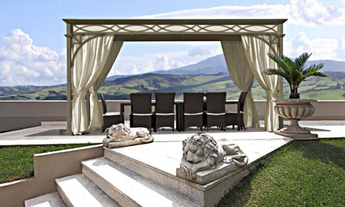 Gazebo Luxury