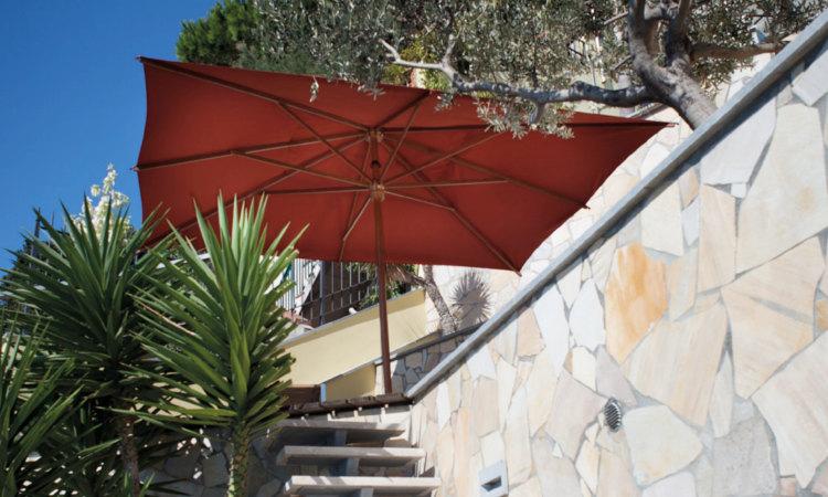 Ombrellone Lipari per hotel, ristoranti