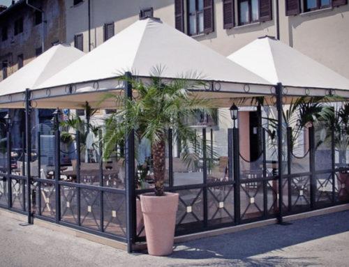 Paravento bar modello Ibiza