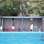 Gazebo con struttura in alluminio Resort