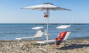 Calipso Seaside, ombrellone per spiagge e piscine