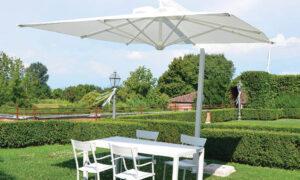 Diffusion Classic, ombrellone a palo laterale girevole